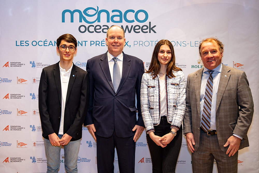 Prince Albert II of Monaco Foundation: Launch of the 2019 Arctic Expedition Scholarship Program